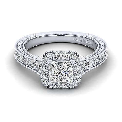 Gabriel-14K-White-Gold-Princess-Halo-Diamond-Engagement-Ring~ER12826S4W44JJ-1